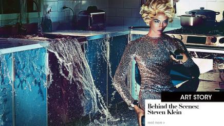 Behind the Scenes: StevenKlein