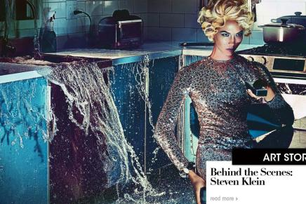 Behind the Scenes: Steven Klein