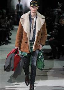 Statement Shearling