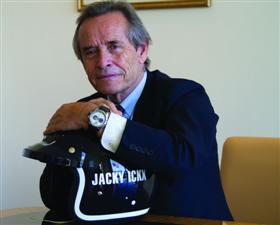 Chopard Celebrates Jacky Ickx with newTimepiece