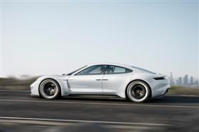 Porsche Premieres the Mission E ElectricCar