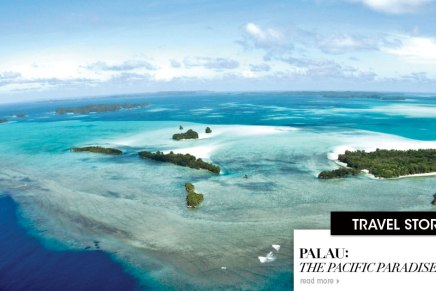 Palau – the Pacific Paradise