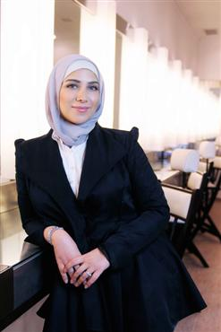 Fatma Al Naqi Introduces her new Academy