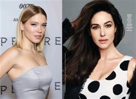 Battle of the Bond Women: Monica Bellucci and Léa Seydoux