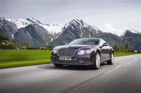 The Bentley Continental GT 16MY is Unveiled