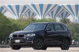 The new BMW X5 Offers TrueLuxury