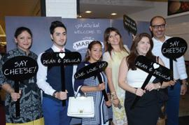 Dean & Deluca Holds 'The Market' GourmetEvent