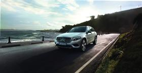 Mercedes-Benz Kuwait Introduces the GLC
