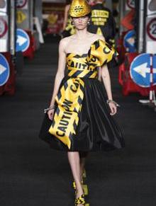 Moschino's Jeremy Scott puts on a Show