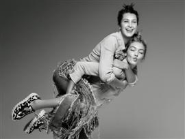 Superstar Sisters – Gigi and Bella Hadid