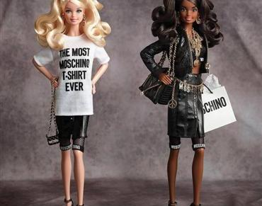 Moschino Barbie Doll & Collection Launched