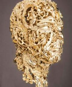 Damiani Creates Gold Sculpture for Prince Albert