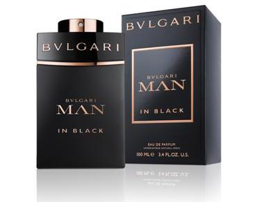 Discover Man in Black by Bvlgari