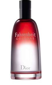 Dior Presents Fahrenheit Cologne