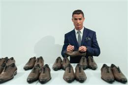 Cristiano Ronaldo's Footwear Line is a Big Hit