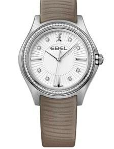 Make a Statement with the Ebel Wave Grande 35mm