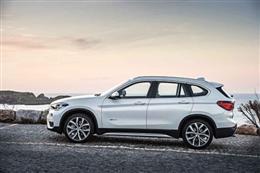 Your Urban Companion – the new BMWX1