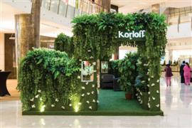 Korloff's New Jardin du LuxembourgCollection