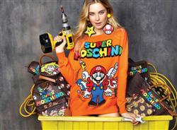Moschino Celebrates Super Mario's 30th Anniversary