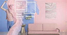 Pantone Picks Colors of the Year2016
