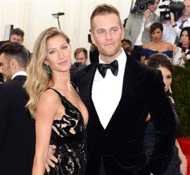 Power Couple: Gisele Bündchen and Tom Brady