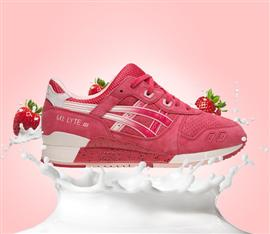 Valentine's Day Special: ASICS GEL-Lyte III Sneakers