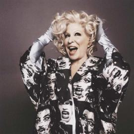 Bette Midler Works With Marc Jacobs