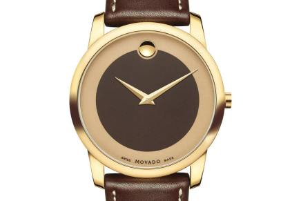 Movado's Signature Museum Classic Watch