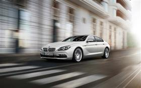 Introducing the BMW 6 Series GranCoupé