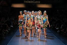 Dolce & Gabbana's ItalianSummer