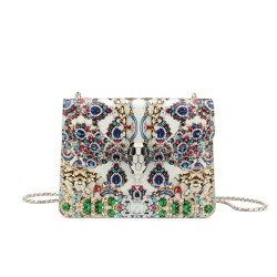 Bvlgari's Limited Edition Bejeweled Serpenti Forever Bag