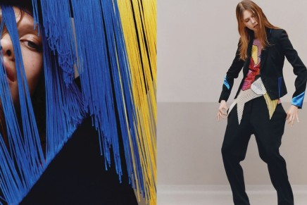 Christopher Kane Unveils First Ever Ad Campaign