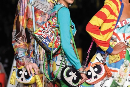 Moschino for 'Girl Power'