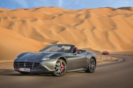 Ferrari's Middle East Tribute: Deserto Rosso