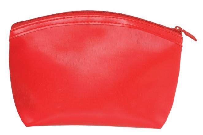 Cosmetic bag.