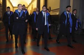 Ermanno Scervino Unveils Italian TeamUniforms