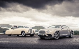 The Evolution of the Bentley ContinentalGT