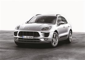 The New Porsche Macan SUV is Here