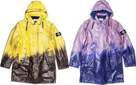 Stone Island and Supreme Offer Color Changing Coats