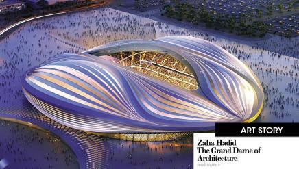 Zaha Hadid – the Grand Dame ofArchitecture
