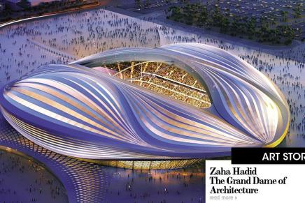 Zaha Hadid – the Grand Dame of Architecture