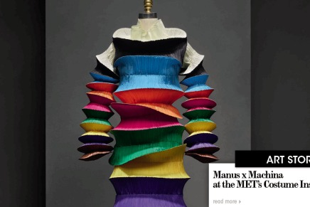 Manus x Machina at the MET's Costume Institute