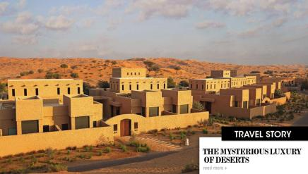 The Mysterious Luxury of Deserts