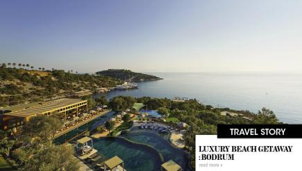 Luxury Beach Getaway: Bodrum