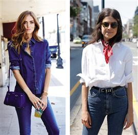Battle of the Bloggers: Man Repeller vs. The Blonde Salad