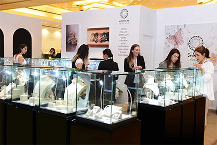 Al Ostoura Participates in Jewellery Arabia Kuwait – April 23,2016