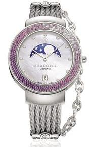 Charriol GlamMoon Shines at Baselworld