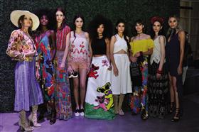 Alice + Olivia's See-Now-Buy-Now Show in LA
