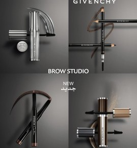 Givenchy Launches BrowStudio