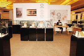 Al Ostoura Participates in Jewellery Arabia2016